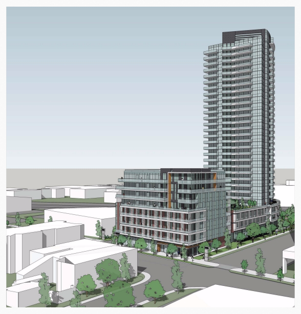 LNX Condos At The Junction
